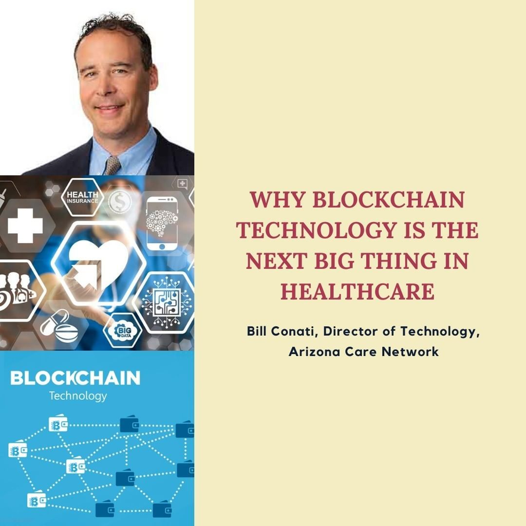 Why Blockchain Technology Is The Next Next Big Thing In Healthcare Blockchain Technology Blockchain Health Care
