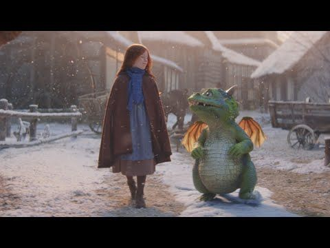 The John Lewis Christmas Advert Is Finally Here And It S A Heart Warmer Marie Claire John Lewis Christmas John Lewis Christmas Adverts Christmas Adverts