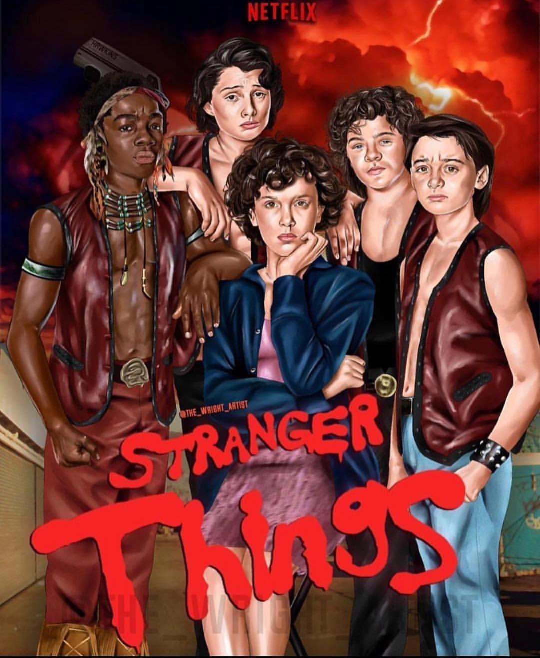 Stranger Things Eleven, Millie Bobby Brown, Season 2