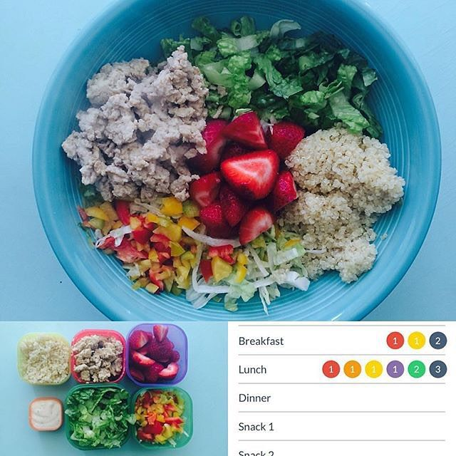 A week of meal prep ideas for fall for those eating 15001800 a week of meal prep ideas for fall the beachbody blog healthy eating forumfinder Gallery