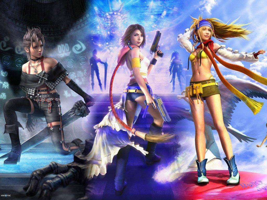 Annunciato Uno Speciale Crossover Tra Final Fantasy X X 2 Remaster