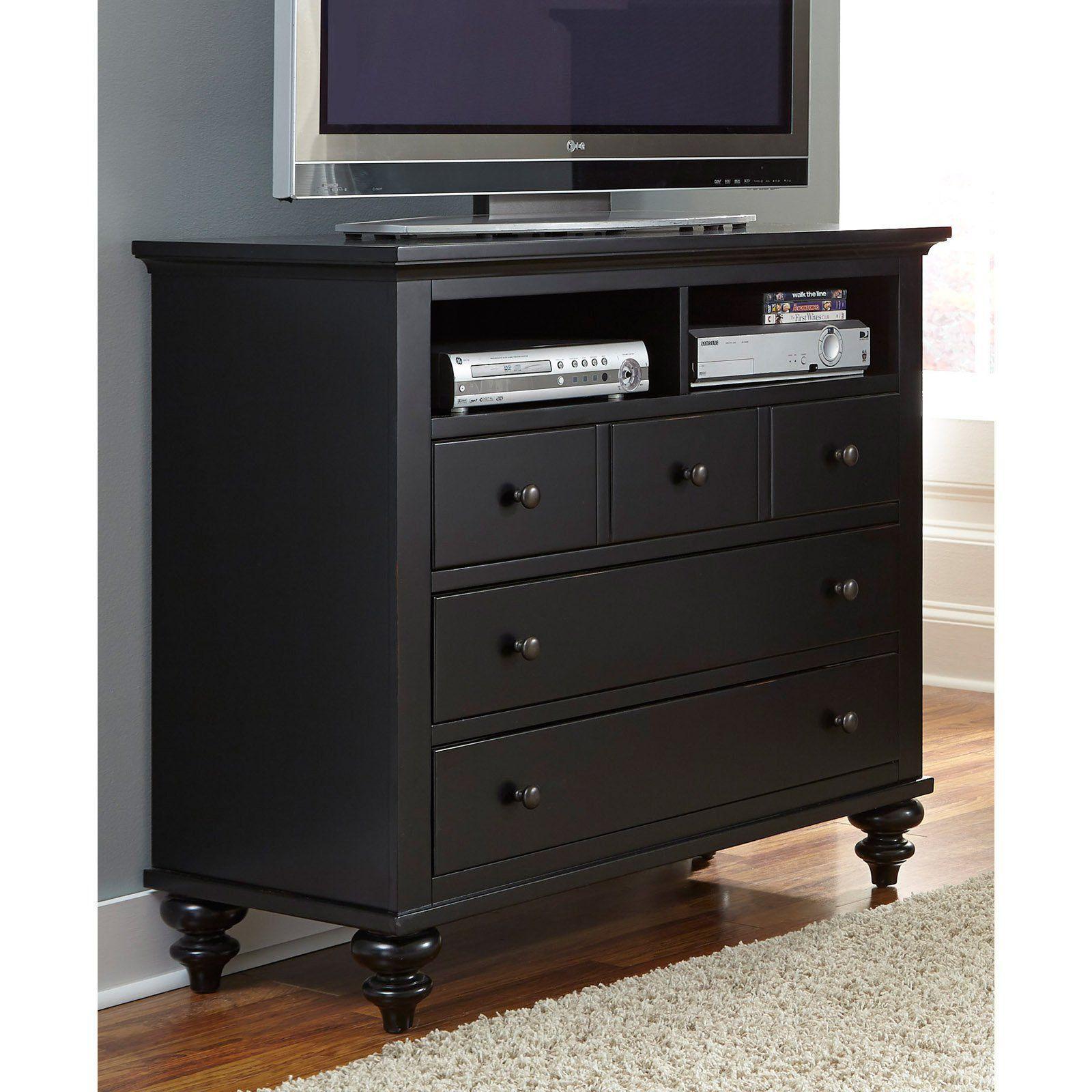 Liberty Furniture Hamilton III Media Chest from