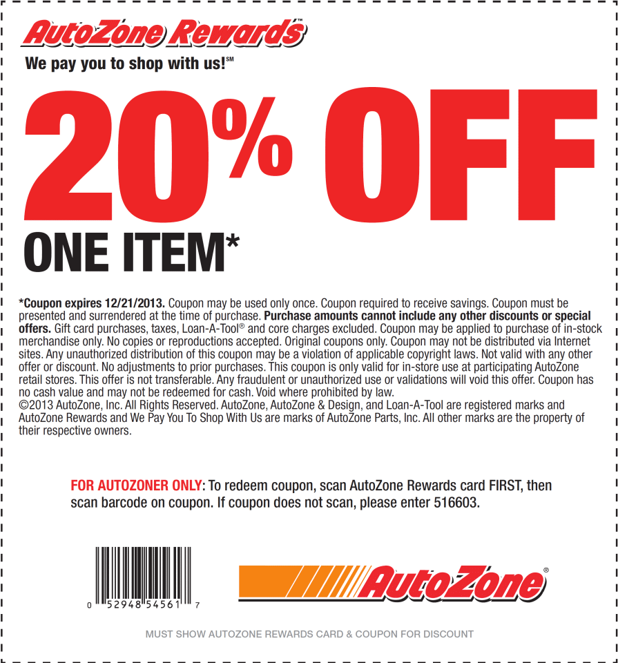 Autozone Coupon Printable Coupons Free Printable Coupons Coupons