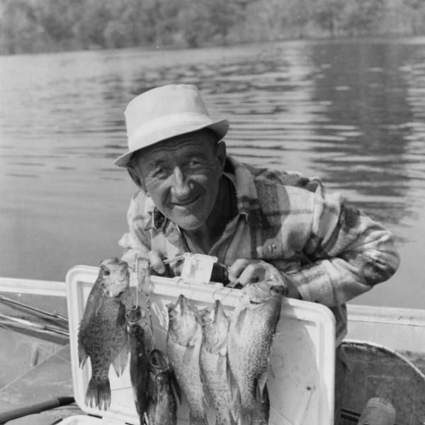 This is a photo of the old beachcomber bob scearce on a for Fishing in baton rouge