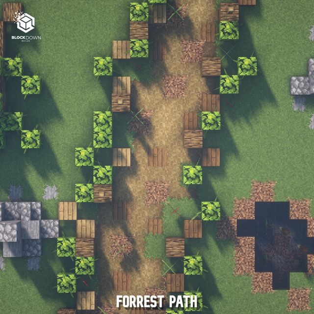 Here are some path designs for my single player wo