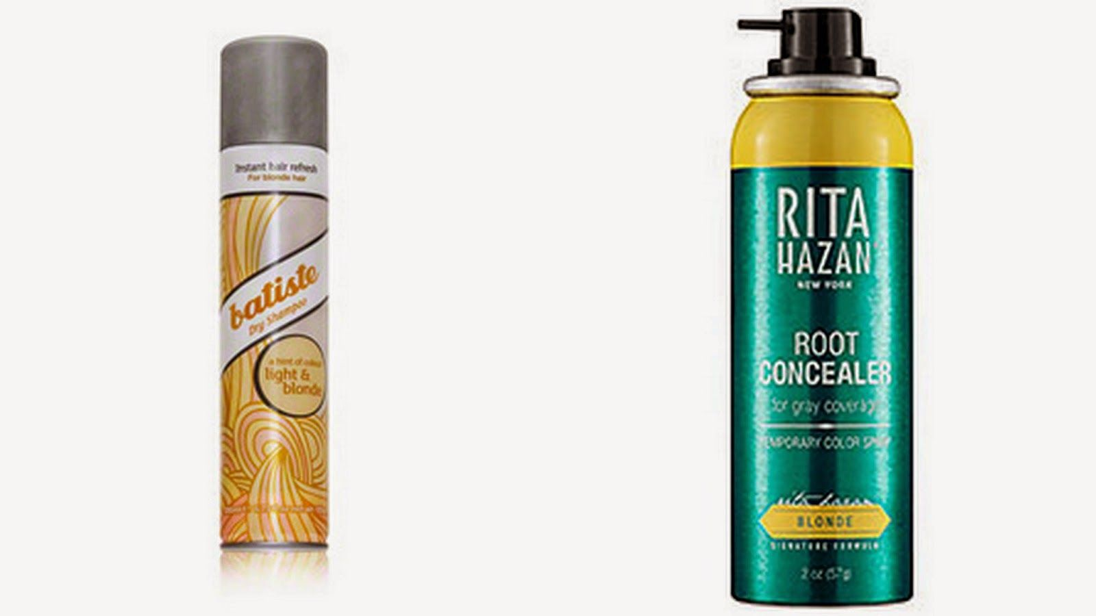 Dry shampoo has become my best friend after going red and so many of them have a white finish that is so not flattering. Rita Hazan has her...