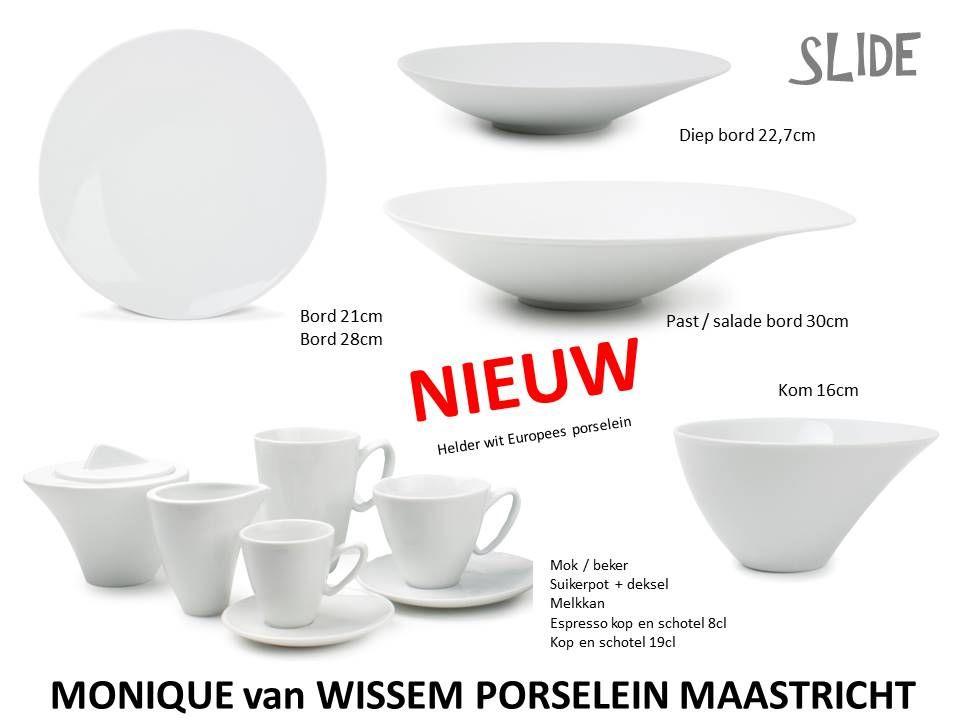 Compleet Porselein Servies.Slide Compleet Servies Monique Van Wissem Porselein Porselein