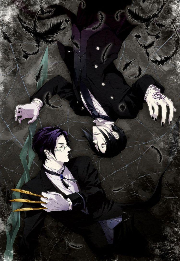 Pin by ゆめ きよこ on Kuroshitsuji Black butler anime, Black