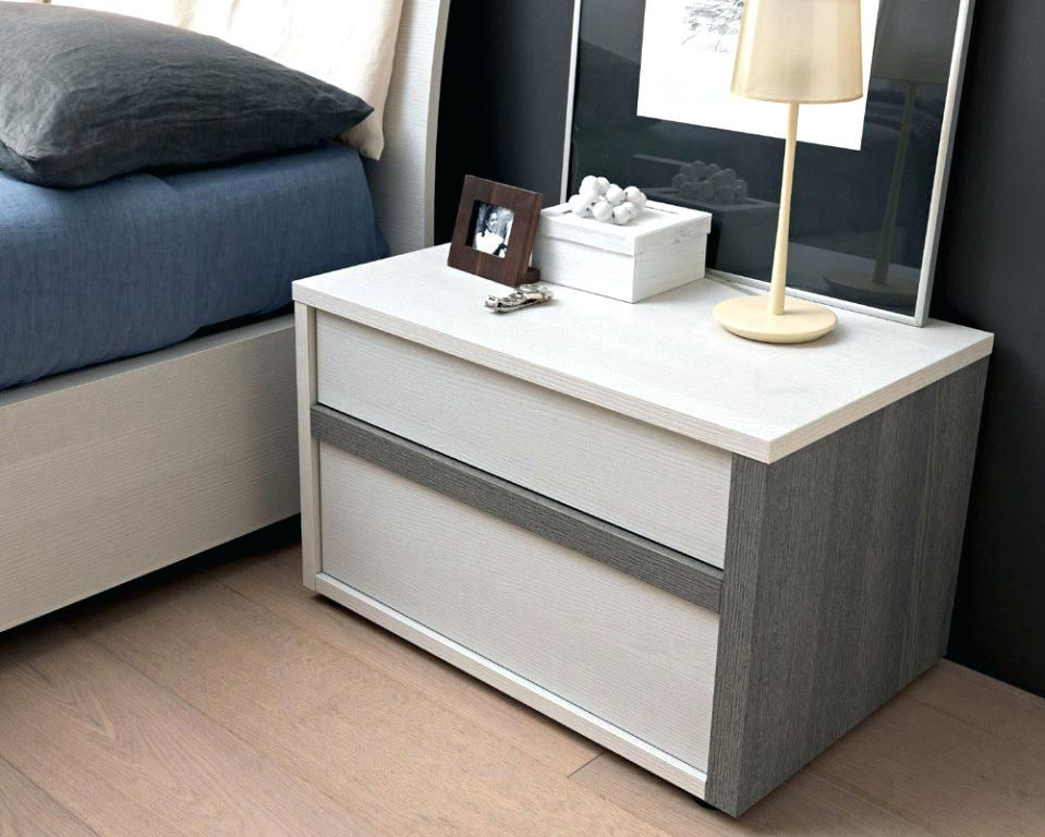 Ultra Modern Bedside Tables