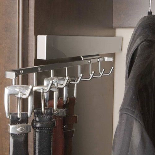 Nice Products   Page 18. By Organize It.com Deluxe Sliding Belt Rack. Organizing  IdeasStorage ...