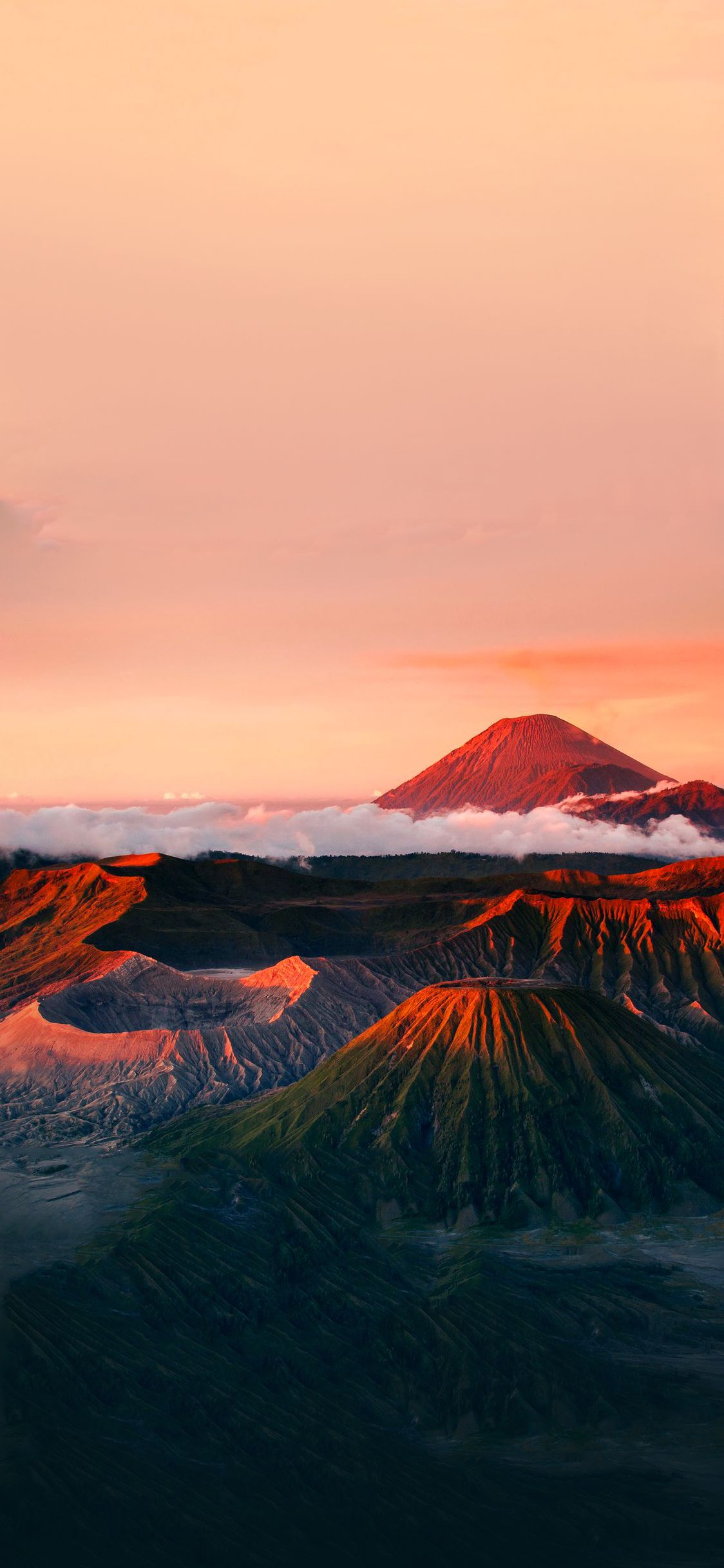 Best Volcano Wallpaper For Iphone X Ioswall Volcano Wallpaper Nature Wallpaper Iphone Wallpaper