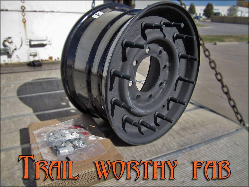 Military Double Bead Lock H1 Hummer 12 Bolt Wheel Wheels For Sale Beadlock Wheels Hummer