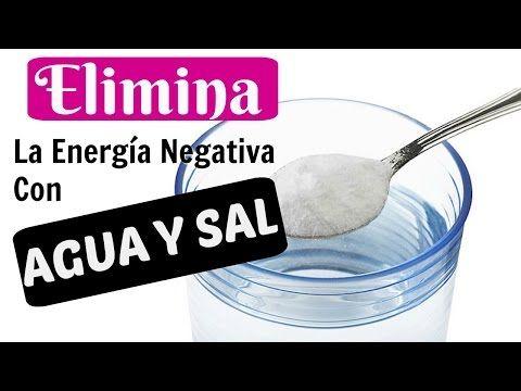 poner un vaso con agua y sal
