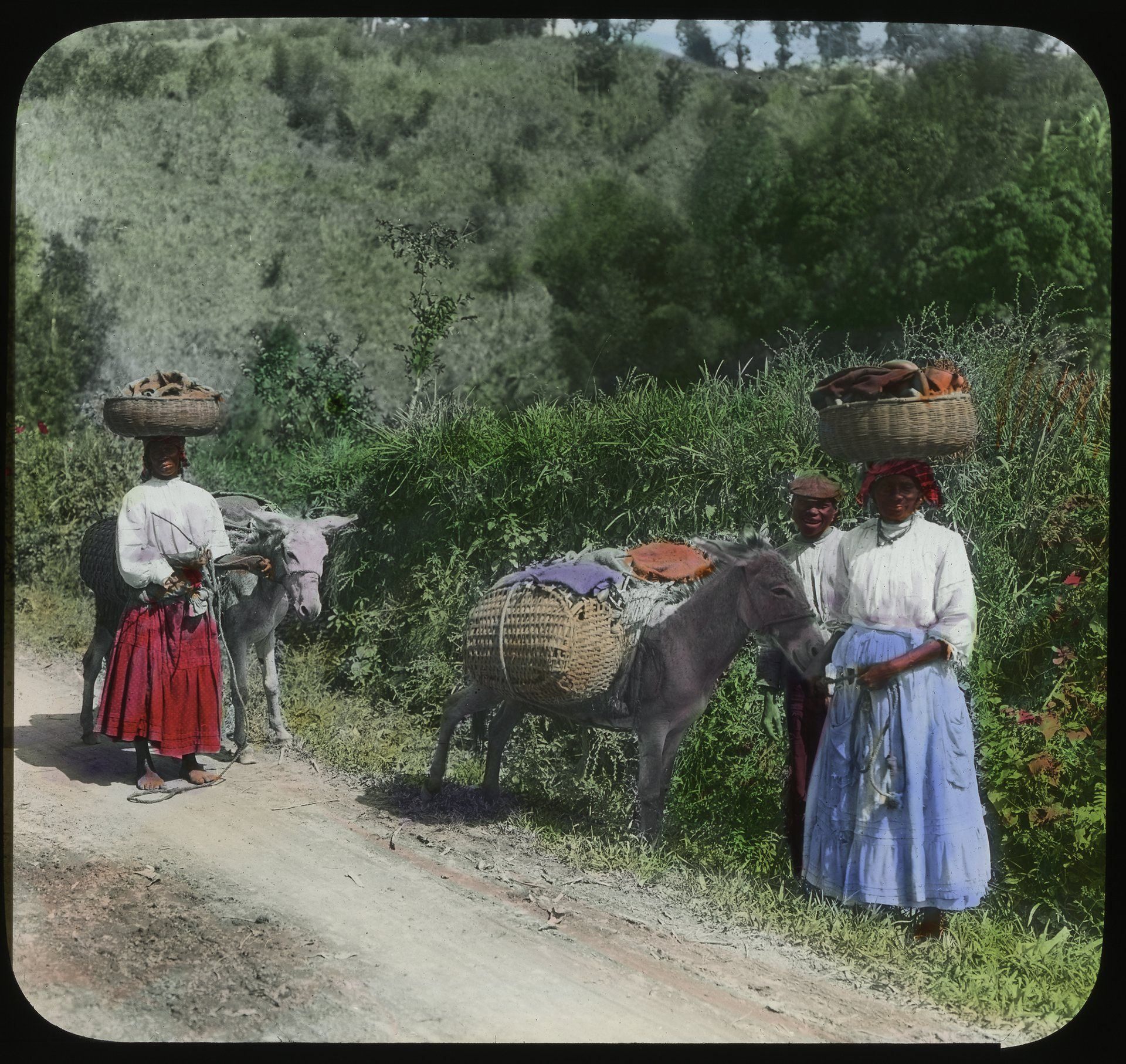 An archive of images from 19th-century Jamaica shows a country freed from the bonds of slavery but still under white rule