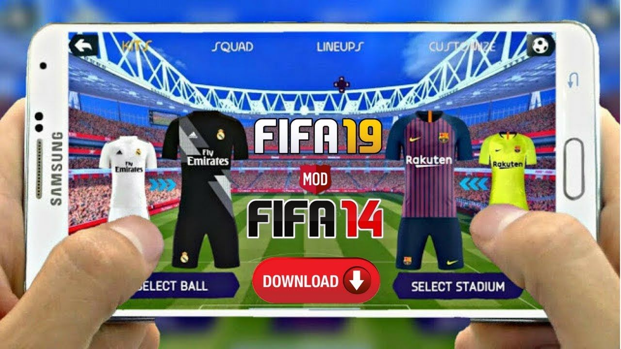 Fifa 19 Mod Fifa 14 Offline Android Update Download With Images