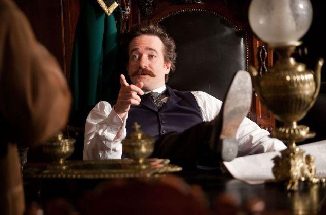 Matthew Macfadyen And Keira Knightley Anna Karenina