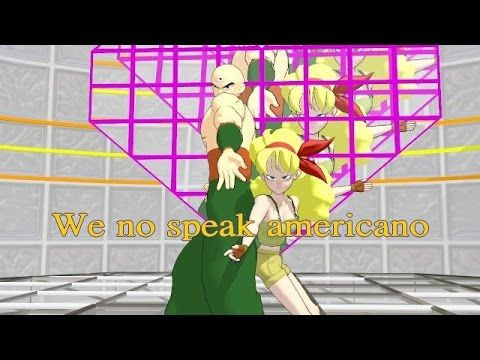 MMD - We No Speak Americano