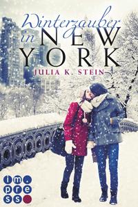 """Rezension """"Winterzauber in New York"""" von Julia K. Stein aus dem Impress Verlag."""