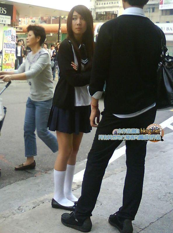 學生妹投稿畫像&香港學生妹成人