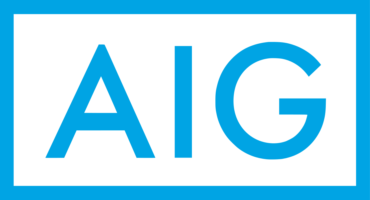 AIG logo Modified letter A: flattened apex | Futura | Pinterest ...