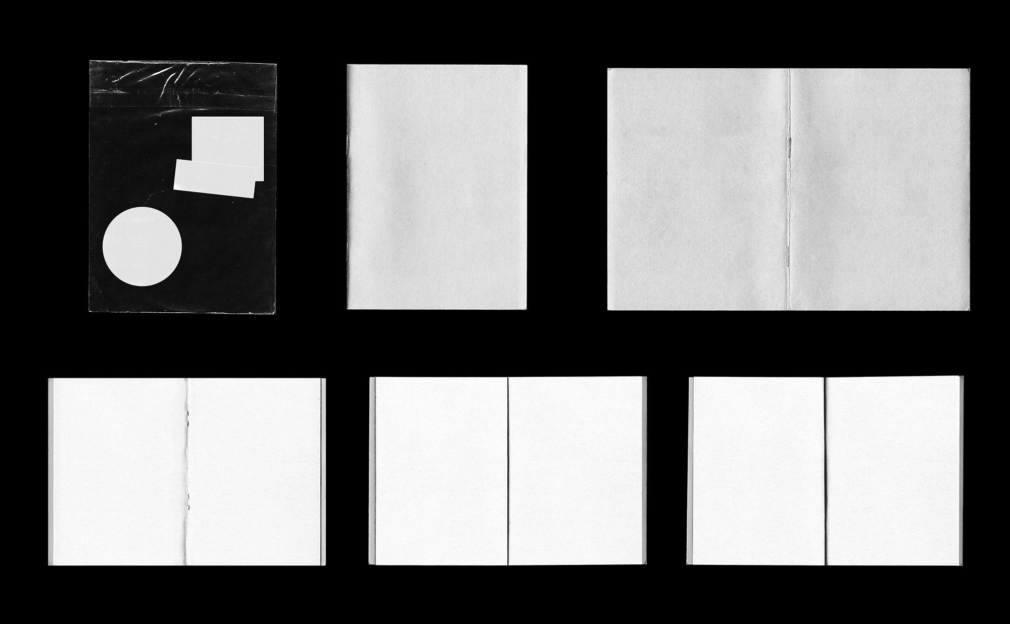 Zine Mockup In 2021 Paper Texture Mockup Zine