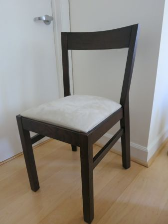 San Francisco IKEA Roger Dining Chairs (Set of 4) $100 - //furnishlyst.com/listings/312943 & San Francisco: IKEA Roger Dining Chairs (Set of 4) $100 - http ...
