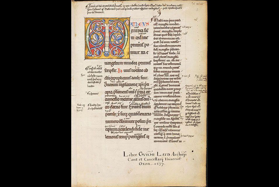 Bodleian Libraries Digital Collaboration Brings German Manuscripts From Medieval Monasteries To Life Library German Study Manuscript