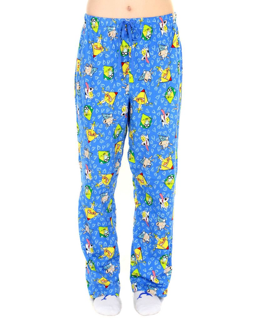 TOP TRENZ Super Soft Fuzzy Kids Sized Plush Lounge Pants