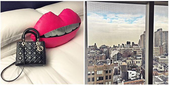NYFW dia 1 – Desfile Coach, Look, Hotel e Fittings    por Camila Coelho |  Supervaidosa       - http://modatrade.com.br/nyfw-dia-1-a-desfile-coach-look-hotel-e-fittings