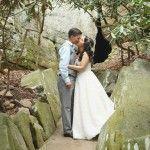 Poppy + Sarah's Woodland Fairy Tale Tennessee Wedding