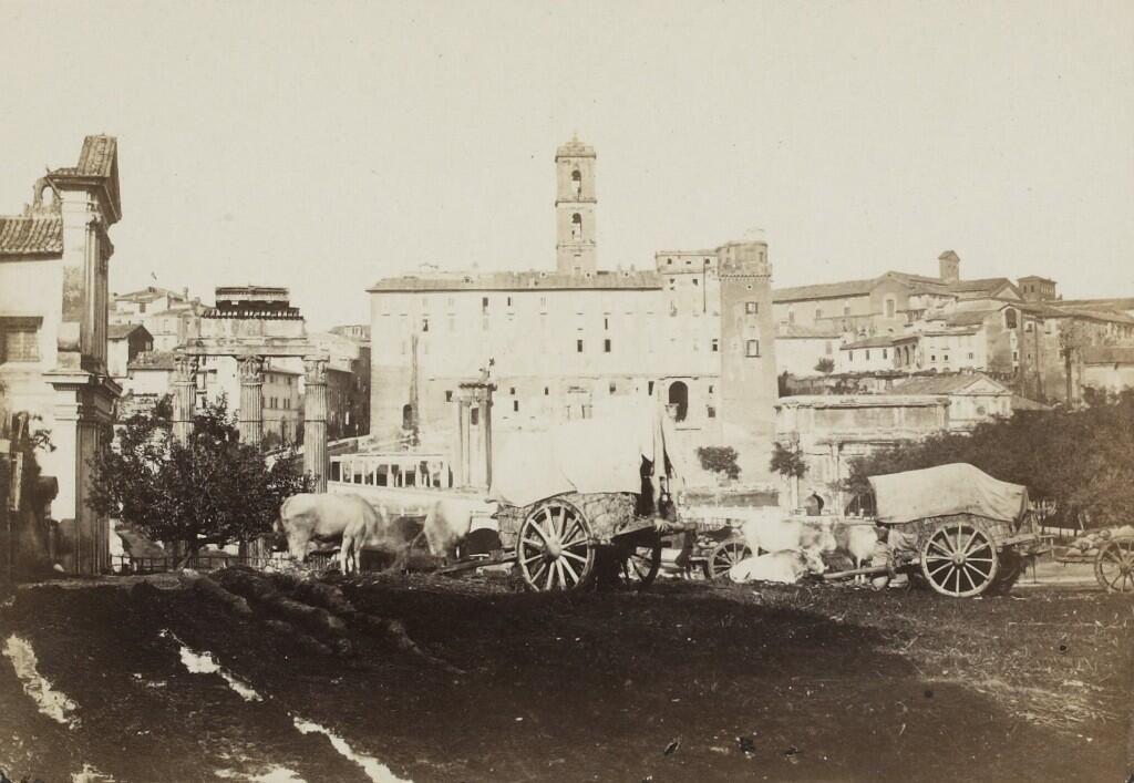 Rome, 1890