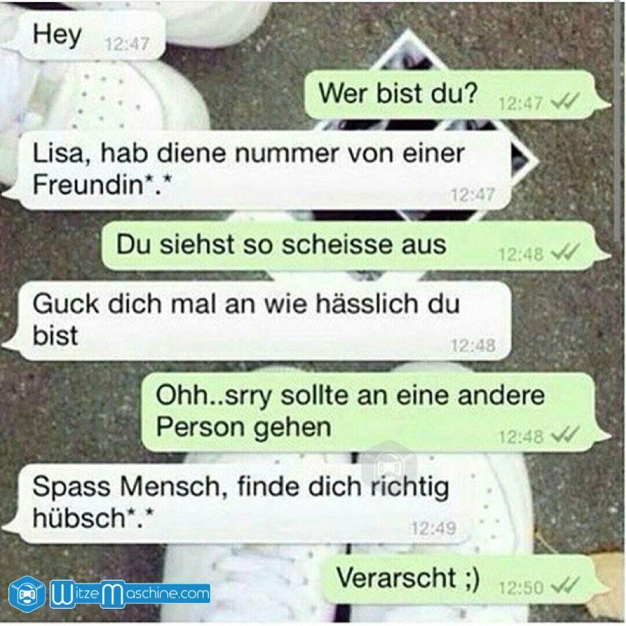 Lustige WhatsApp Bilder und Chat Fails 37 - WitzeMaschine ...