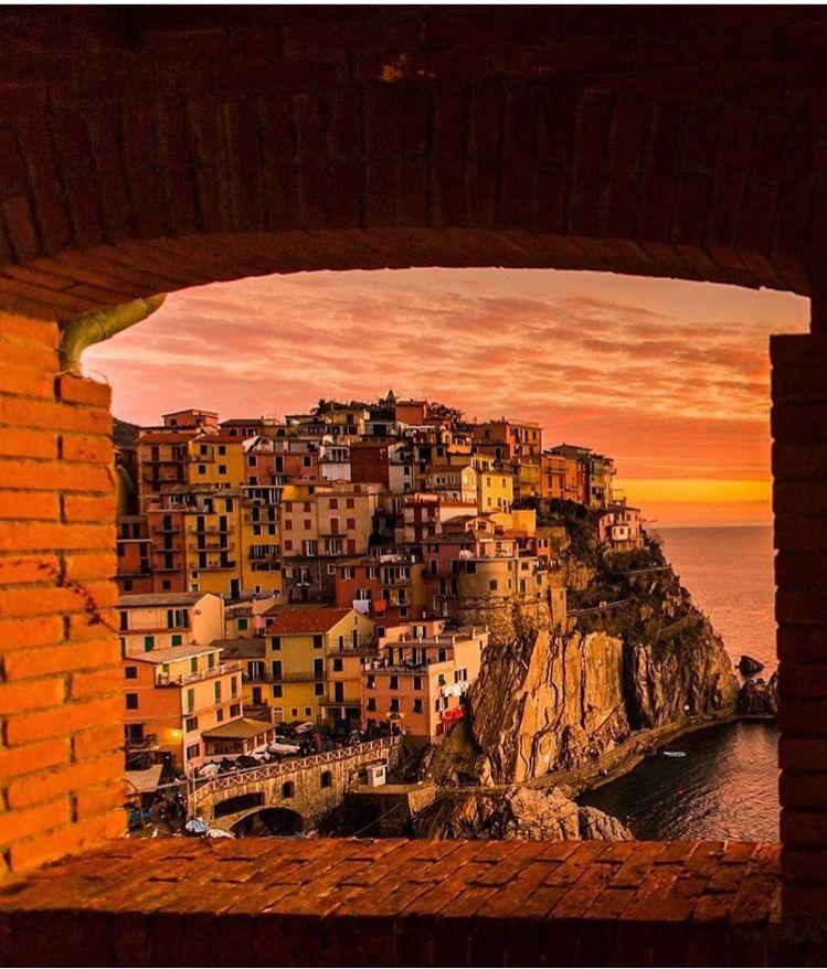 Cinque Terre, Ligúria, Itália
