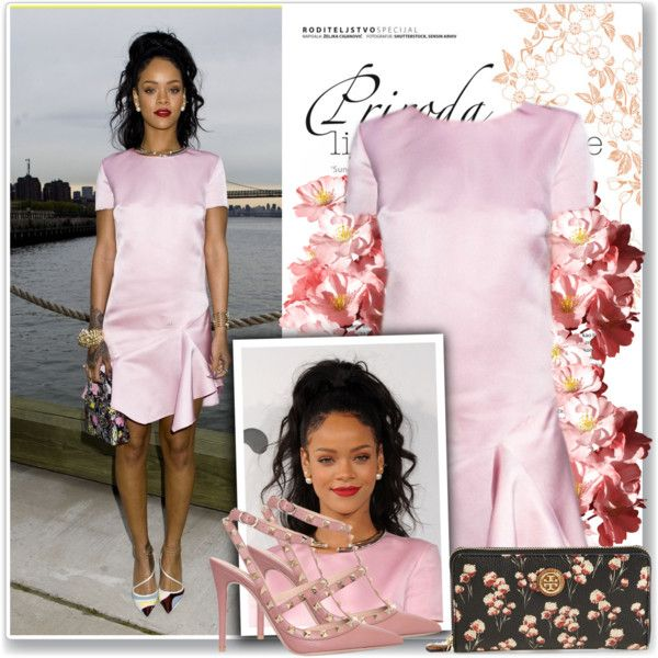 Rihanna Christian Dior Cruise 2015 Show In New York City ...