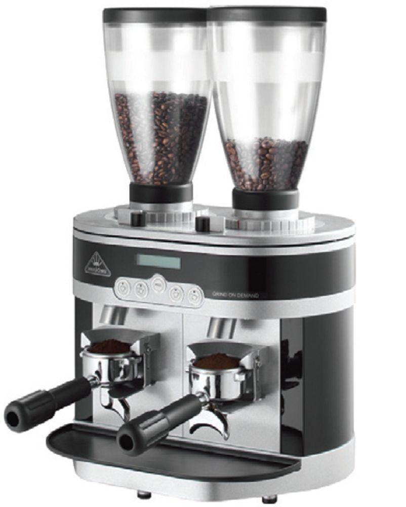 Details about UNIC Mahlkonig Twin Double Coffee / Espresso