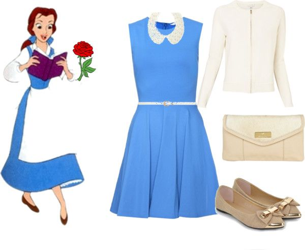 """""""Belle"""" by claudia-miyasato on Polyvore"""