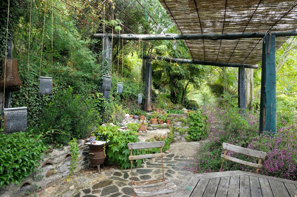 Le Jardin En 2020 Jardins Entretien Du Jardin Parc National