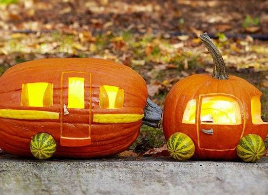 Fall Decorating with Pumpkins - 8 DIY Ideas You'll Love - Involvery Reviews