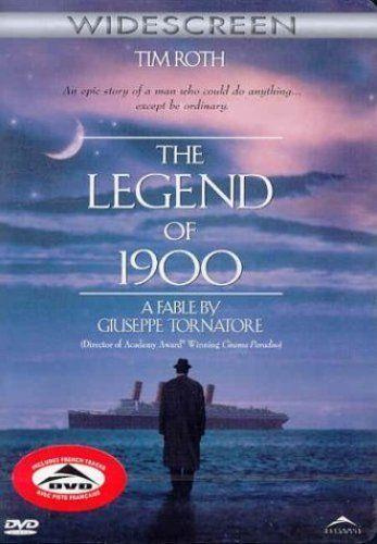 A Lenda Do Pianista Do Mar The Legend Of 1900 Leggende Oceano