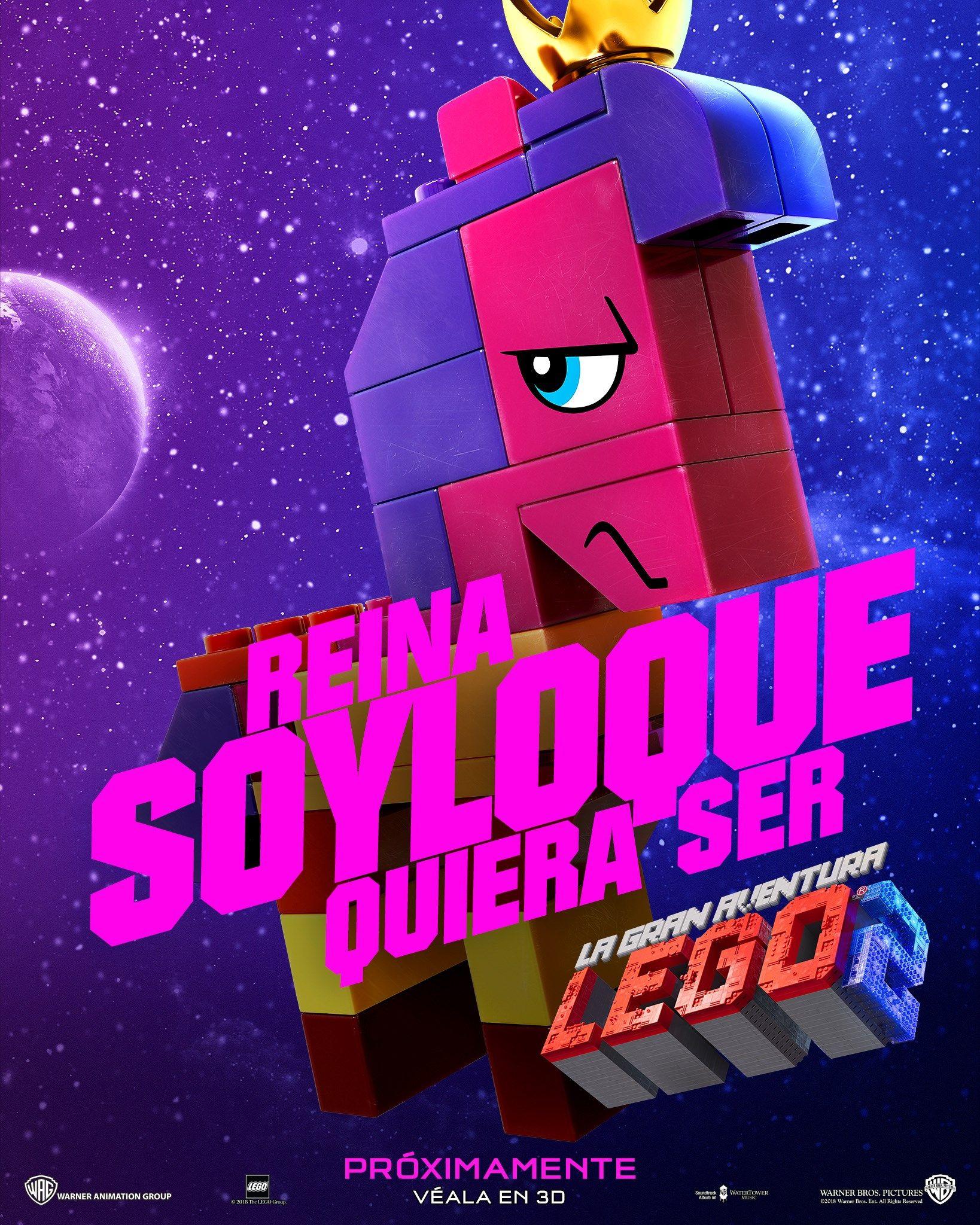 La Gran Aventura LEGO 2  Posters Oficiales – Sombras de Rebelión 2d06d6ba4c