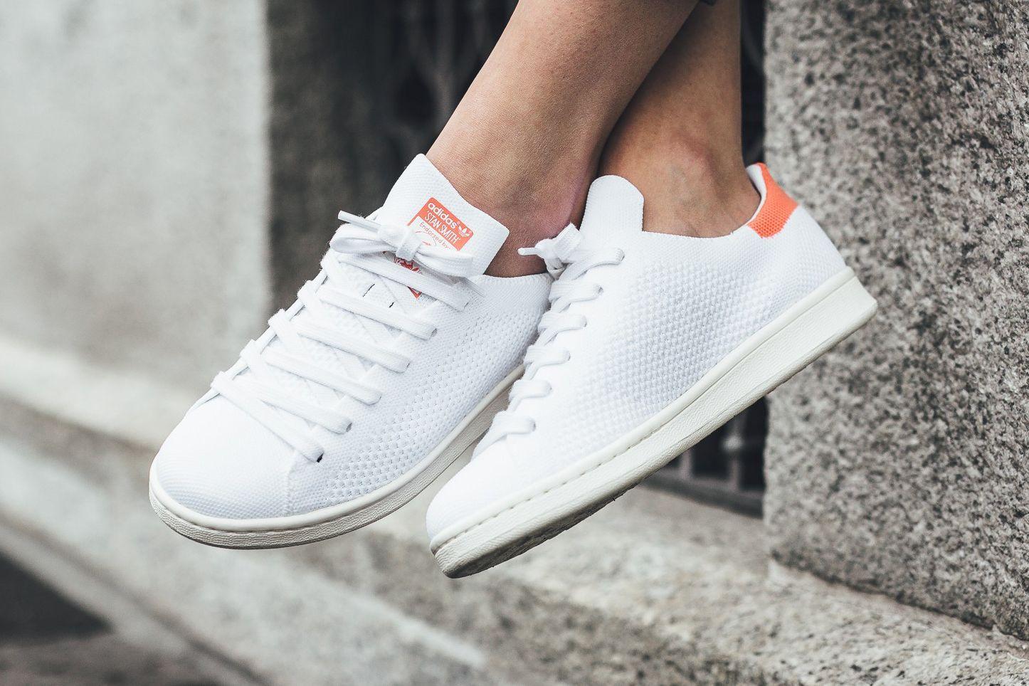 size 40 6e3f8 1e8a1 adidas Originals' Stan Smith Primeknit Gets a Dose of ...
