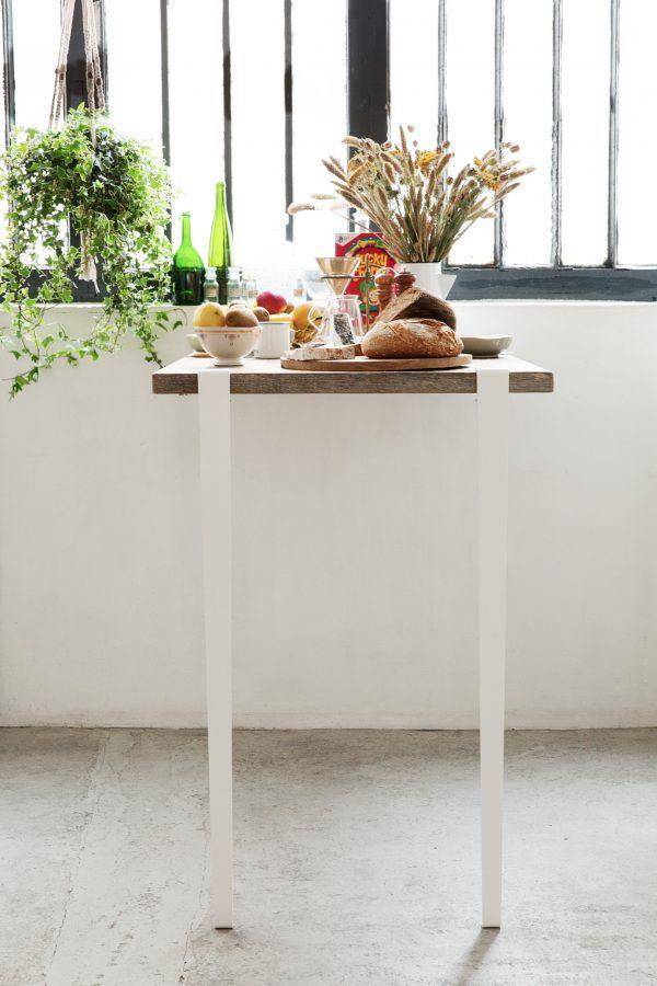Pieds De Table, Table Bar Et