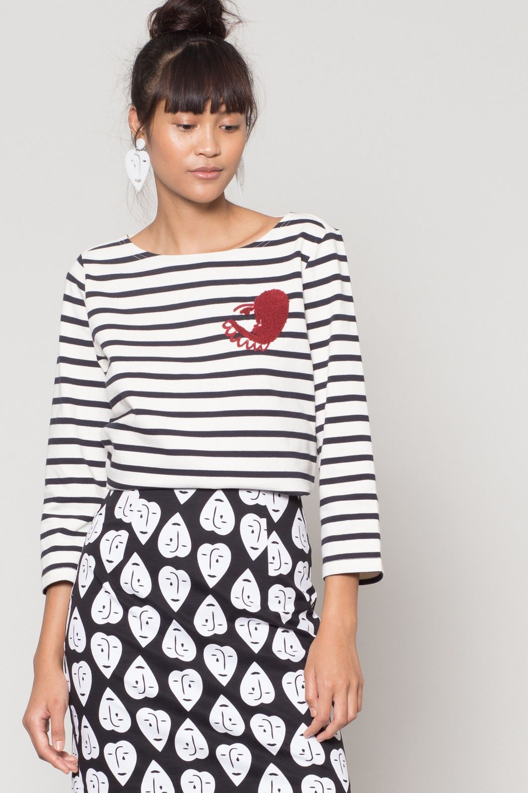 gorman striped top | Clothes, Tops, Striped top