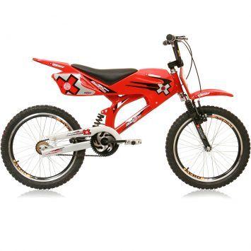 Bicicleta Track Bikes X Games Moto Aro 20 Vermelho Kanui Track Bike Bike Motorcycle