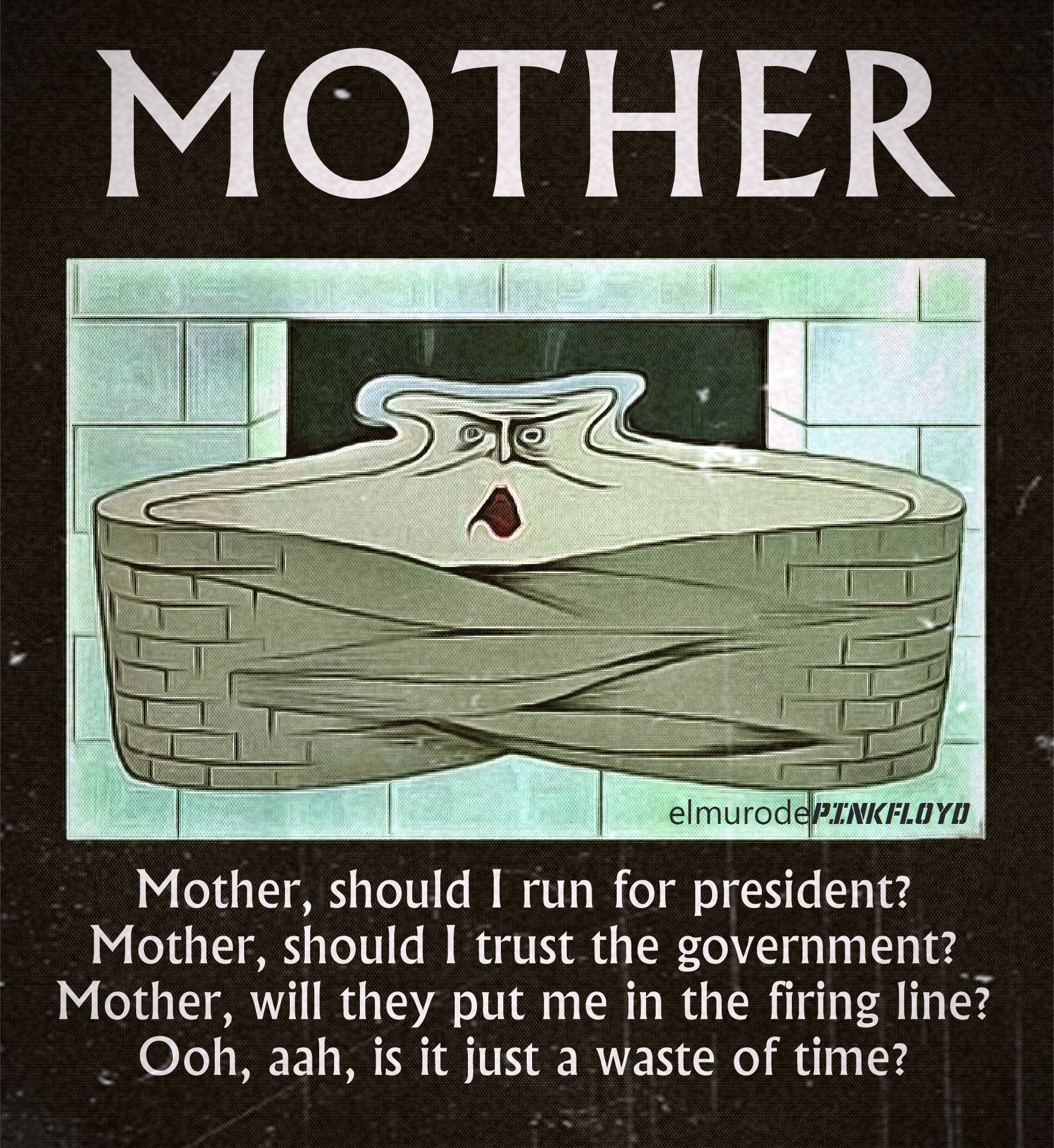 Pink Floyd Mother Pink Floyd Lyrics Pink Floyd Songs Mother