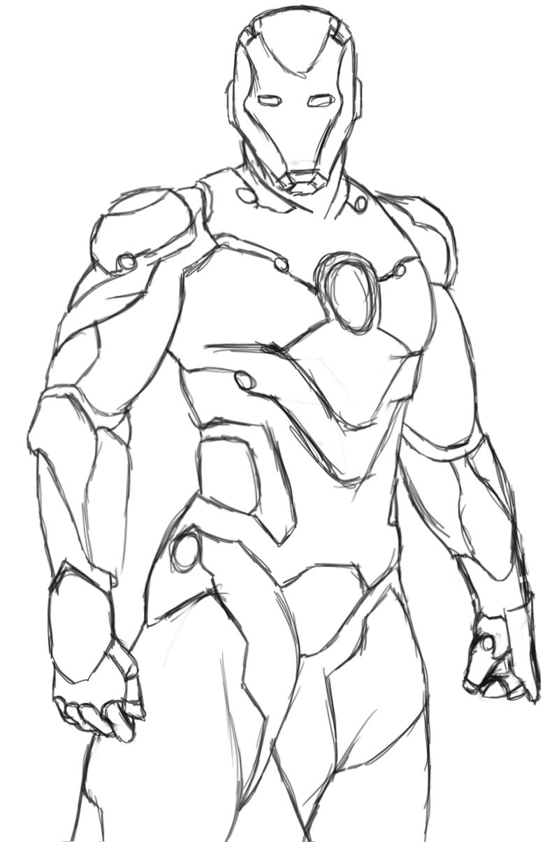 Iron Man Coloring Page To Print And Color Coloring Pages Iron Man Coloring For Kids