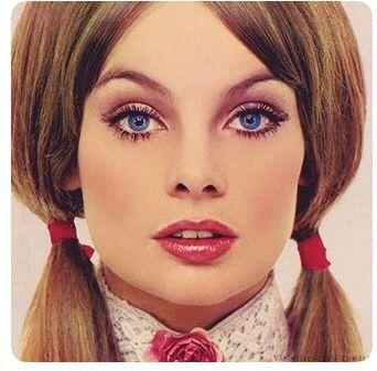 Jane Birkin | Jean shrimpton, Sixties fashion, Vintage makeup