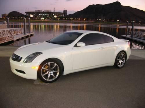 Infiniti G35 Coupe I Will Get This One Day Coupe Sale