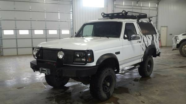 1993 Ford Bronco Xlt Rmc Miles City 5000 Used Cars For Sale