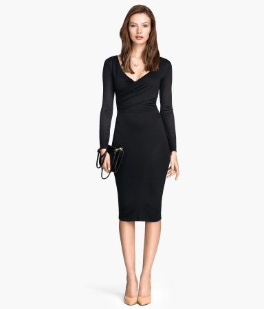 H&M offers fashion and quality at the best price. Jurken Met Lange MouwenWrap  ...
